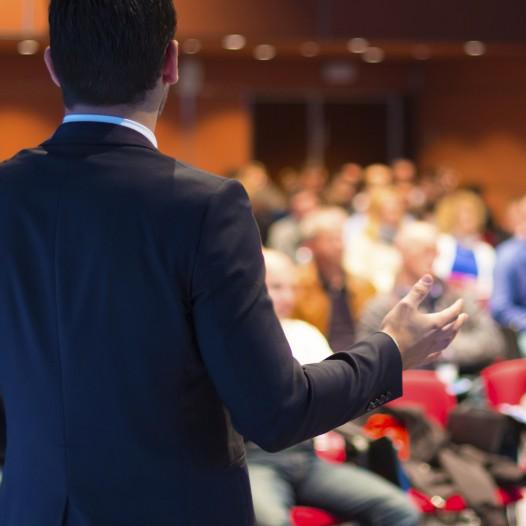 Public Speaking (online webinar)