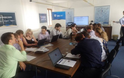 Visegrad School of Political Studies's Bratislava session