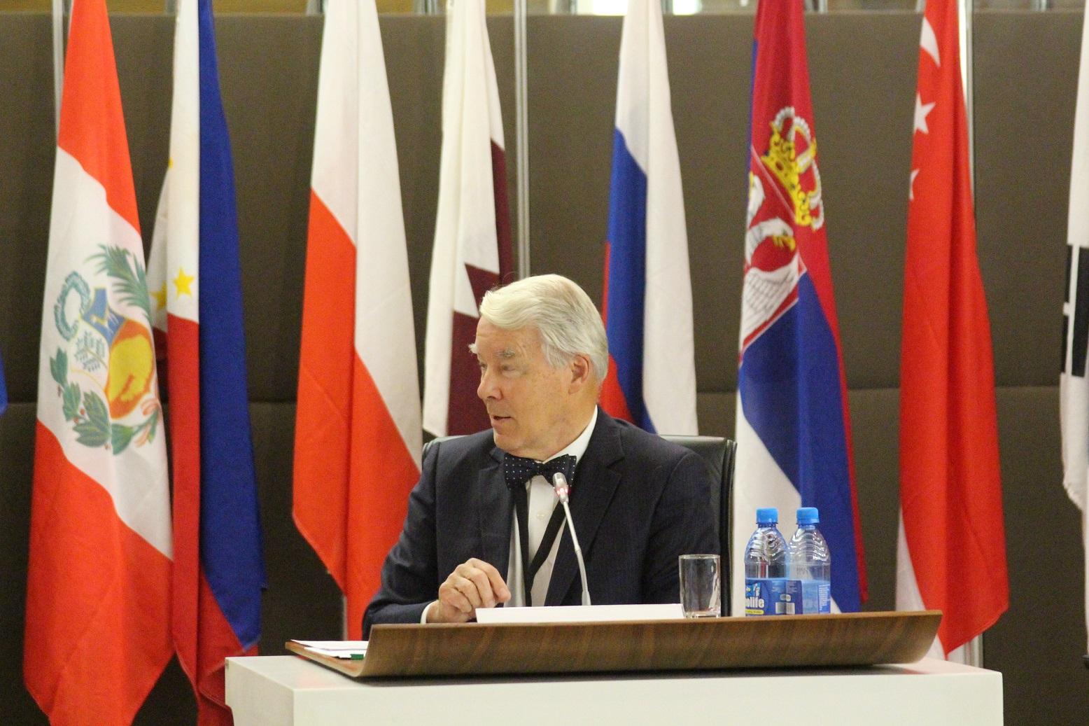 International Forum on Diplomatic Training – Pretoria 2014