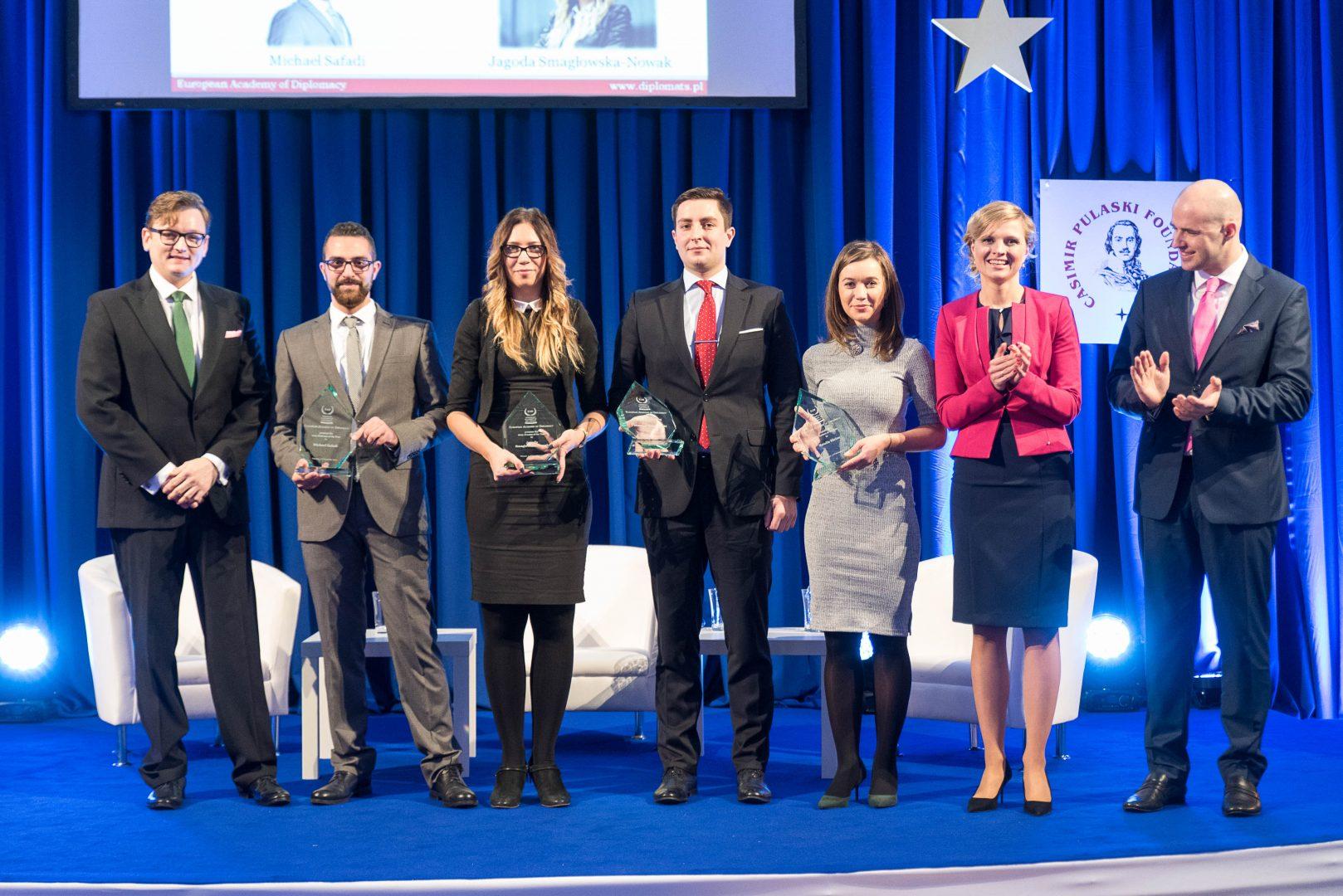 2015 Alumni of the Year