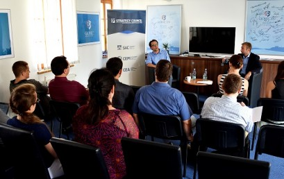 Visegrad School of Political Studies – Bratislava Session