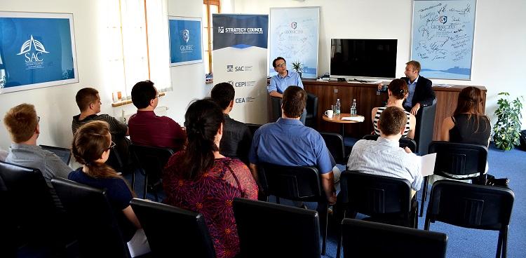 Visegrad School of Political Studies – Bratislava Session