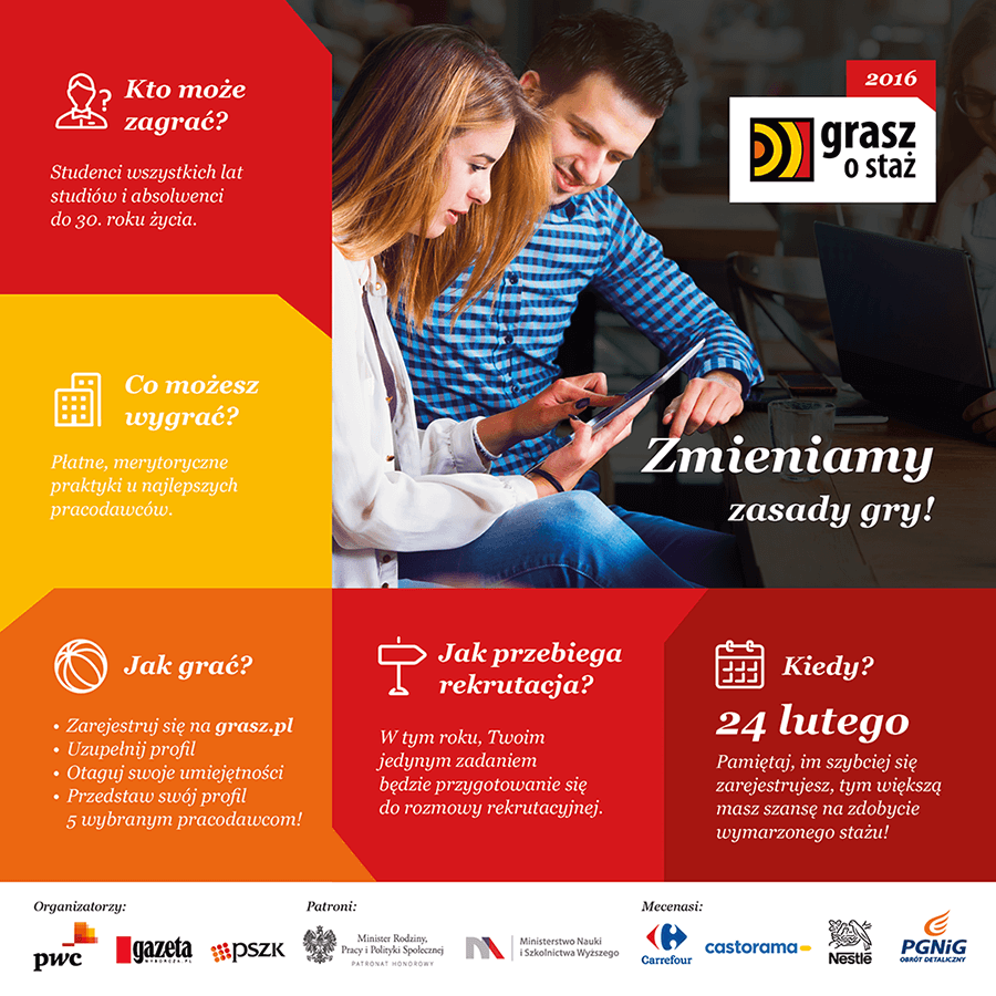 Win an Internship with our partner, PwC