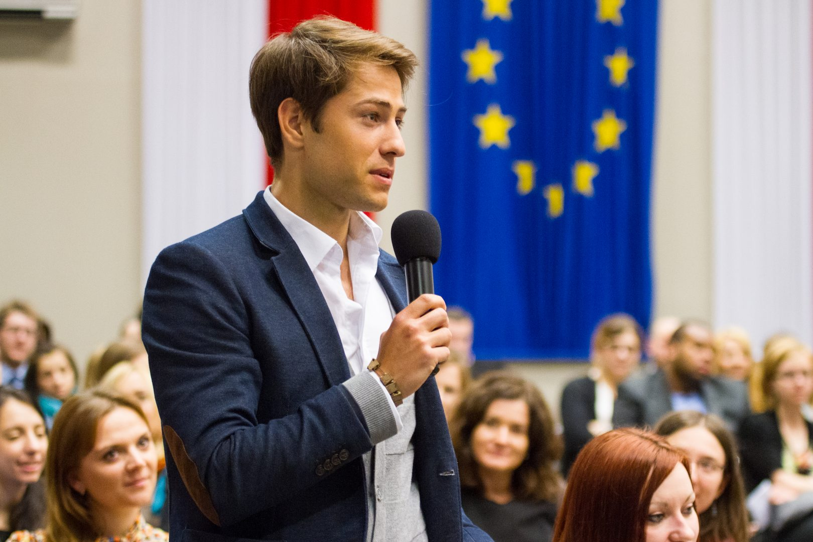 Recruitment for the 13th Edition of the Academy of Young Diplomats Open!