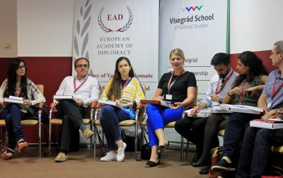 2016 School of Advanced Diplomatic Skills