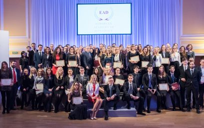 Graduation of the 12th edition of the Academy of Young Diplomats