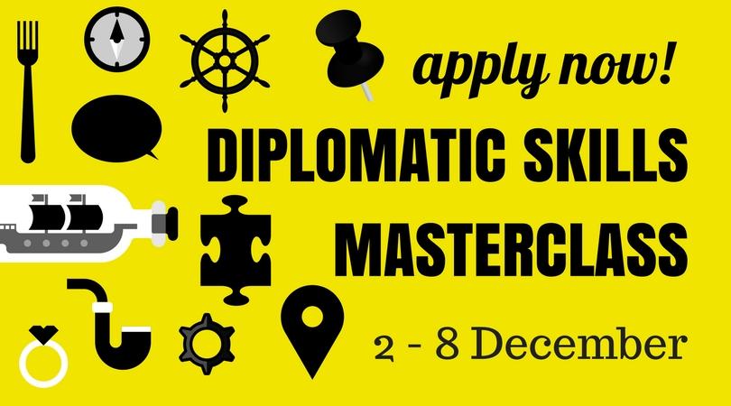 Deadline 31 October!