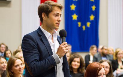 Best Diplomacy and Leadership Program in Europe!
