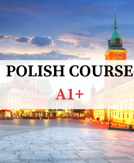 Polish for diplomats A1+