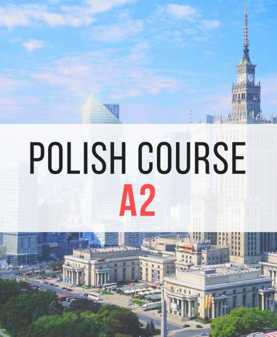 Polish for diplomats A2 (morning group)