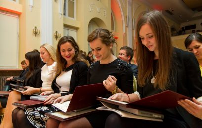 Best School of Diplomacy in Central Europe. Join now!