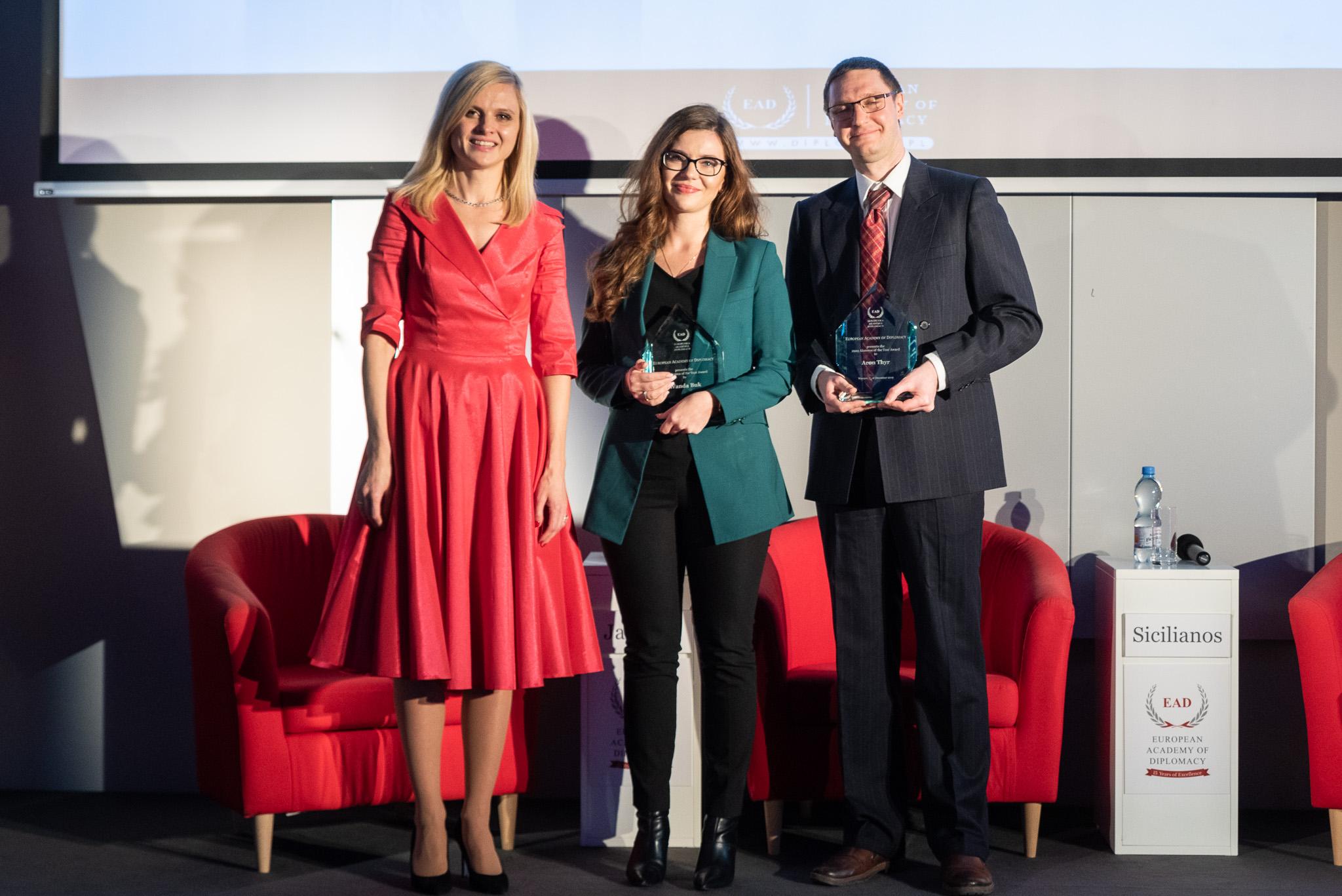 2019 Alumni of the Year Awards