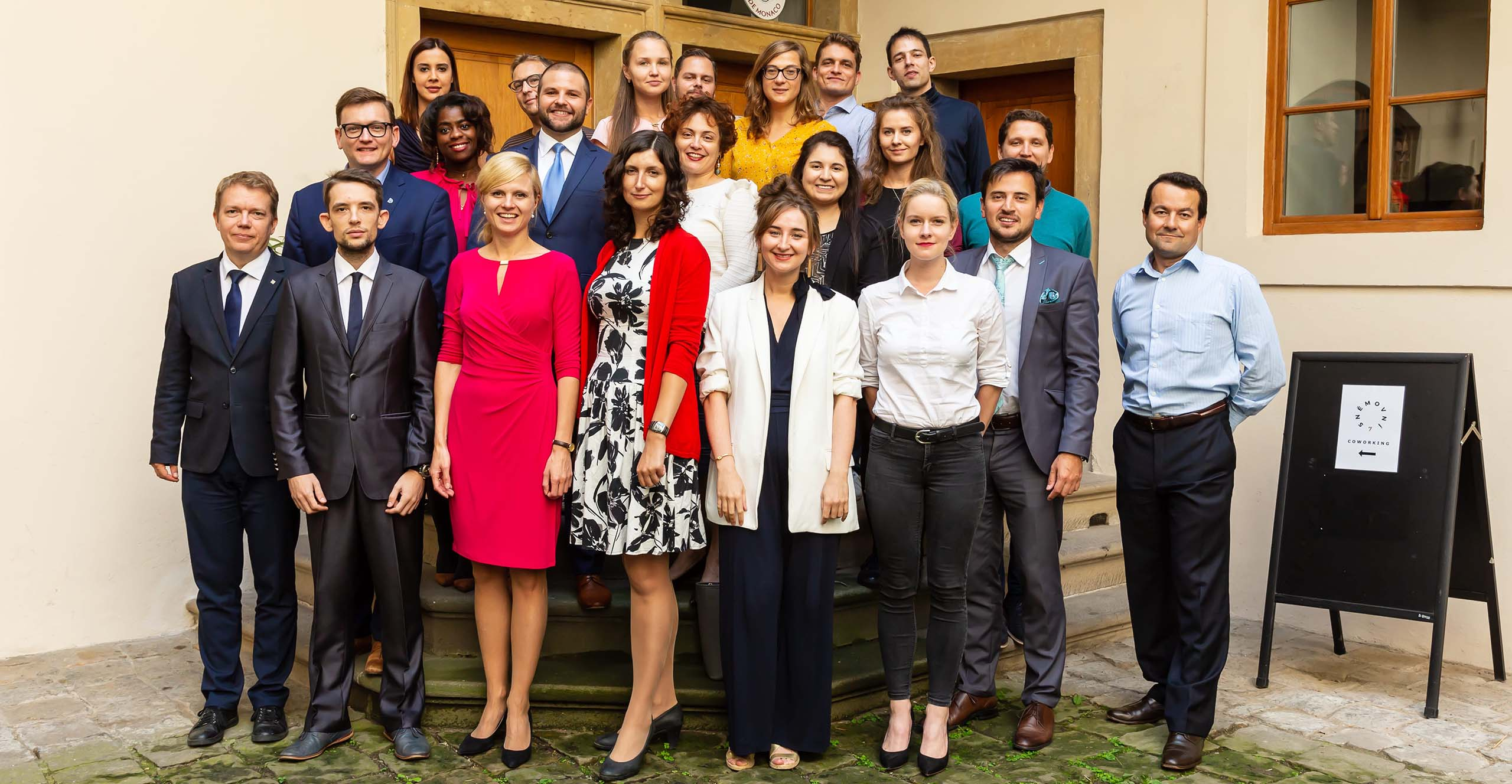 Visegrad School of Political Studies: New website launch