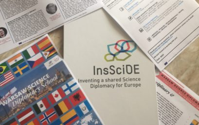Warsaw Science Diplomacy School 2020