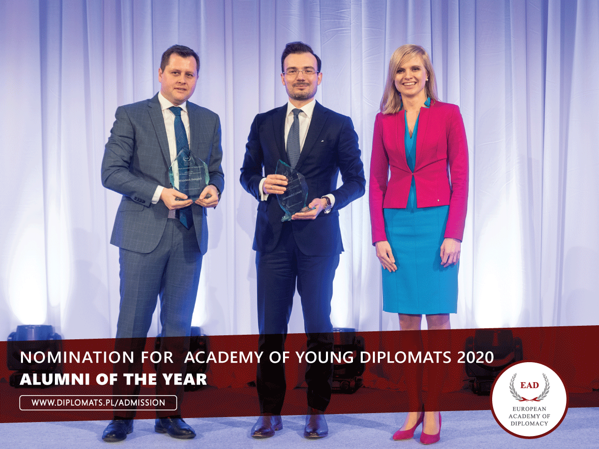 Nominations for the AYD 2020 Alumni of the Year Award
