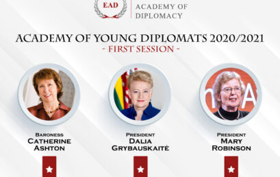 Academy of Young Diplomats 2020/2021 Opening Session