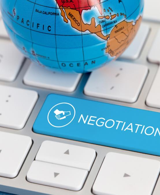 Negotiation Skills and Techniques (online: virtual classroom)